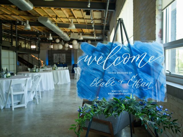 Blake and Ethan's Wedding in Greenville, South Carolina 20