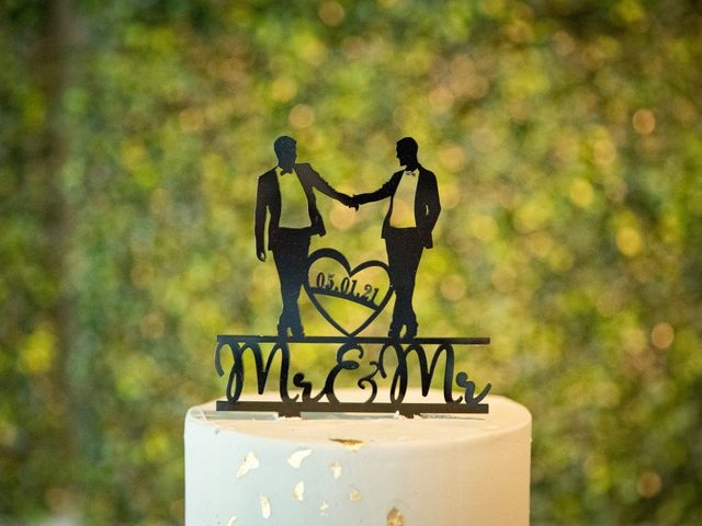 Blake and Ethan's Wedding in Greenville, South Carolina 22