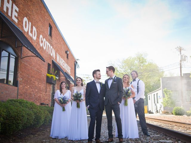 Blake and Ethan's Wedding in Greenville, South Carolina 25