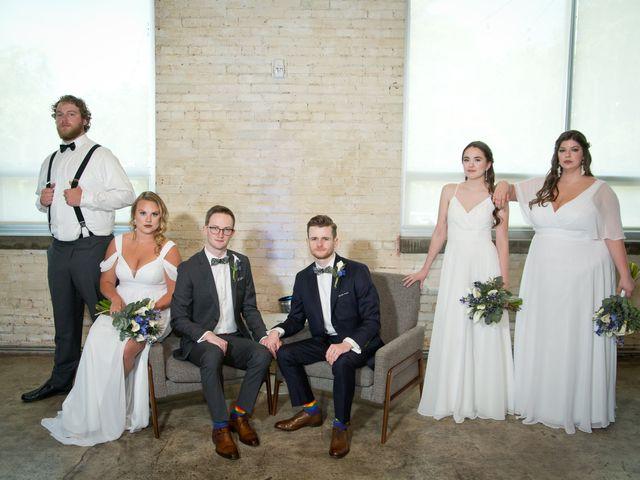 Blake and Ethan's Wedding in Greenville, South Carolina 27