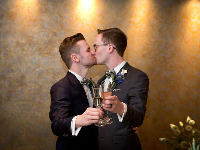Blake and Ethan's Wedding in Greenville, South Carolina 30
