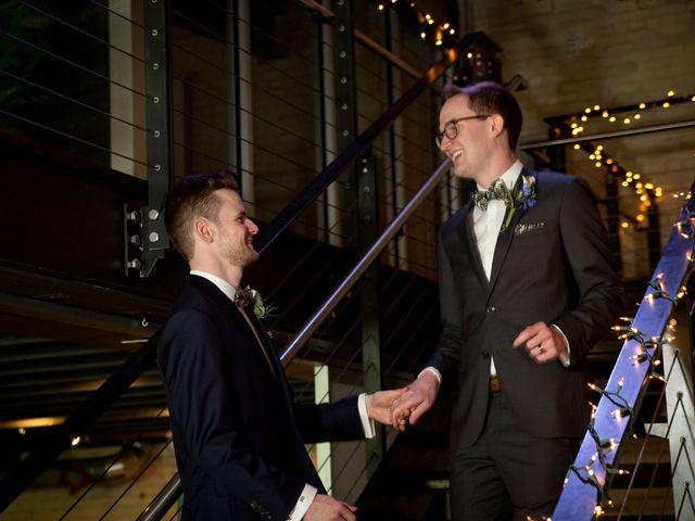 Blake and Ethan's Wedding in Greenville, South Carolina 31