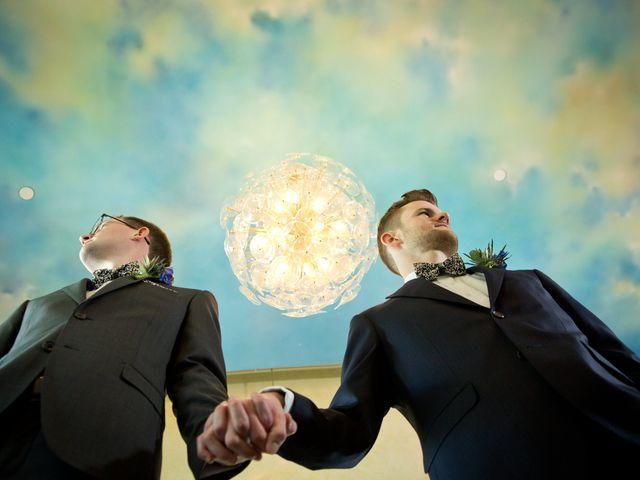 Blake and Ethan's Wedding in Greenville, South Carolina 2