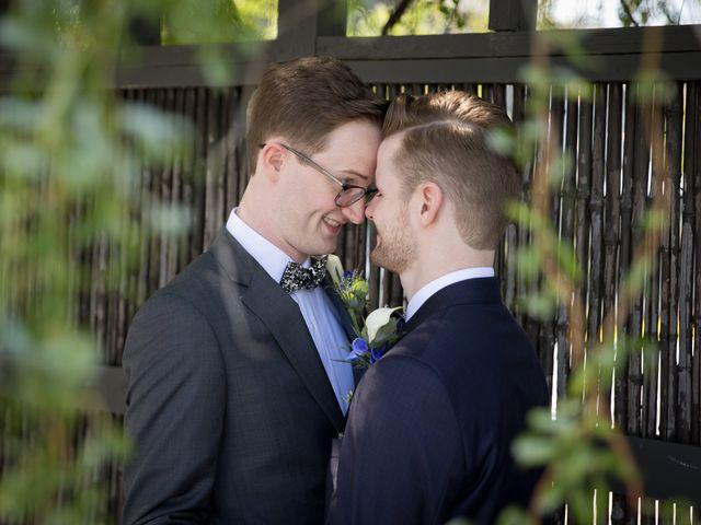 Blake and Ethan's Wedding in Greenville, South Carolina 36
