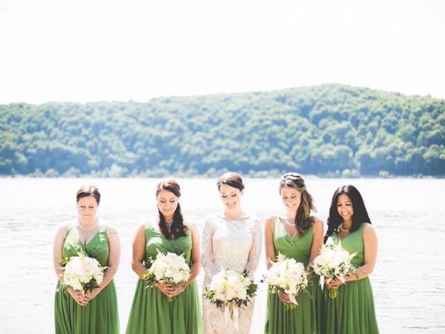 Laura and Jeffrey's Wedding in Poughkeepsie, New York 3