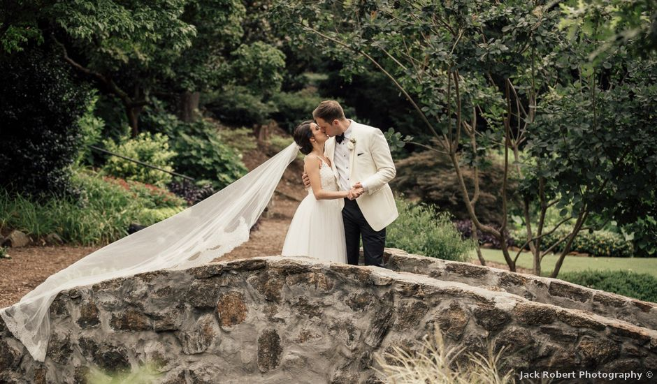 Christina and Andrew's Wedding in Greenville, South Carolina