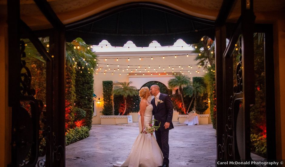 Michael and Angela's Wedding in Boynton Beach, Florida