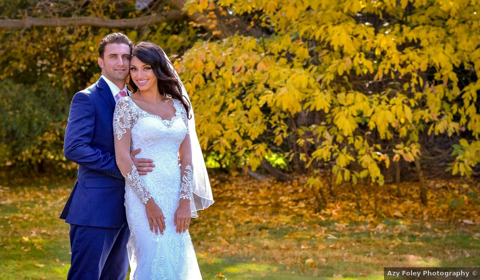 Michael and Melissa's Wedding in White Plains, New York