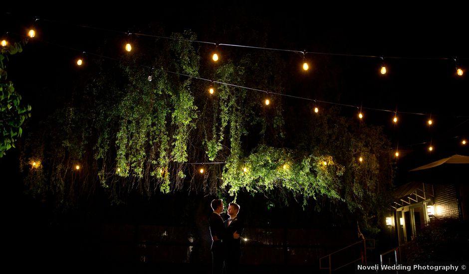 Blake and Ethan's Wedding in Greenville, South Carolina