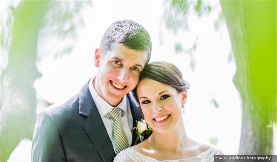 Laura and Jeffrey's Wedding in Poughkeepsie, New York