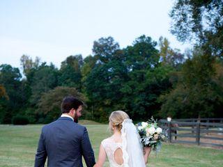 Caroline and Hayden's Wedding in Pelham, Alabama 22