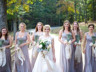 Caroline and Hayden's Wedding in Pelham, Alabama 3