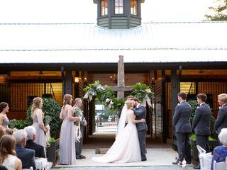 Caroline and Hayden's Wedding in Pelham, Alabama 13