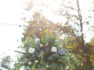 Caroline and Hayden's Wedding in Pelham, Alabama 14