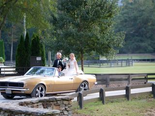 Caroline and Hayden's Wedding in Pelham, Alabama 11