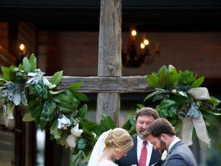Caroline and Hayden's Wedding in Pelham, Alabama 12