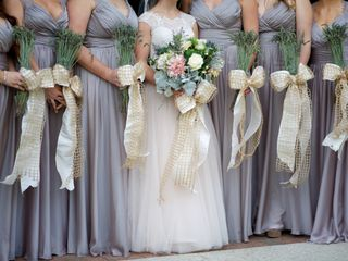 Caroline and Hayden's Wedding in Pelham, Alabama 7