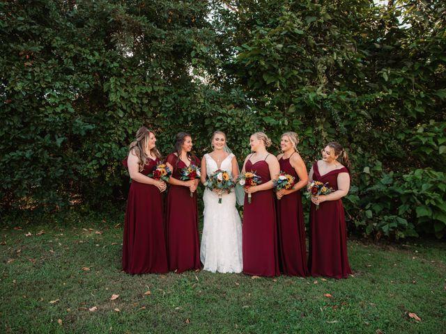 Kaiden and Chelsey's Wedding in Darlington, Pennsylvania 1
