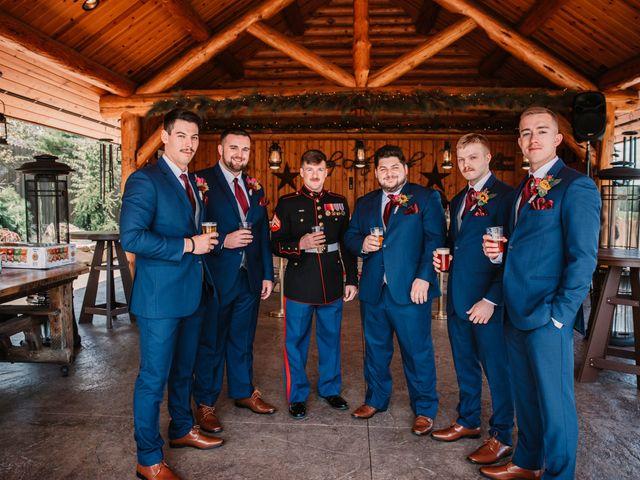 Kaiden and Chelsey's Wedding in Darlington, Pennsylvania 2