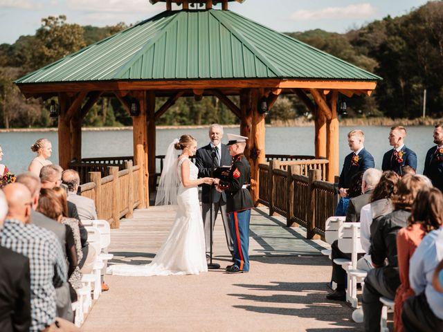 Kaiden and Chelsey's Wedding in Darlington, Pennsylvania 7