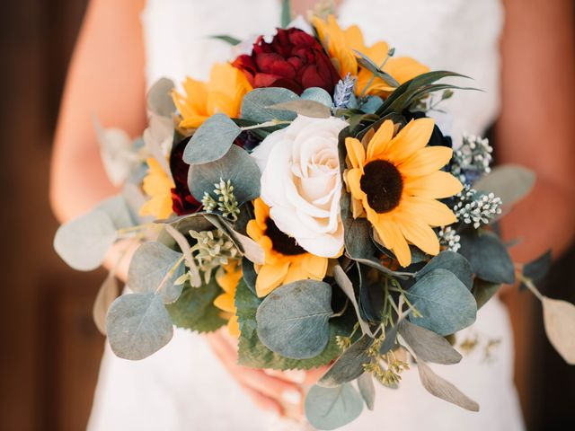 Kaiden and Chelsey's Wedding in Darlington, Pennsylvania 9