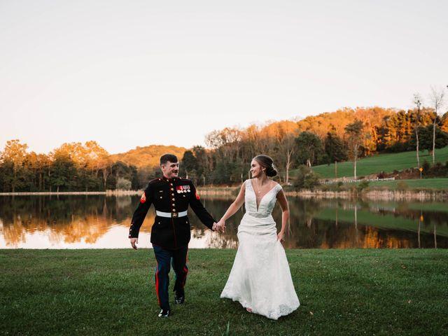 Kaiden and Chelsey's Wedding in Darlington, Pennsylvania 12