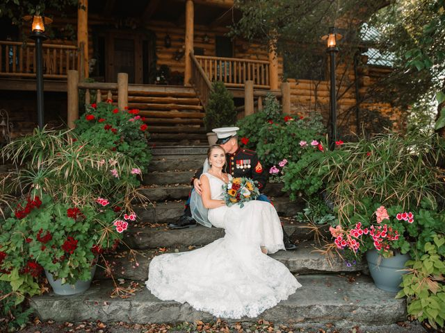 The wedding of Chelsey and Kaiden