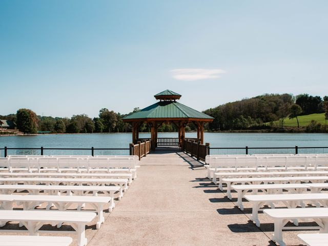 Kaiden and Chelsey's Wedding in Darlington, Pennsylvania 19