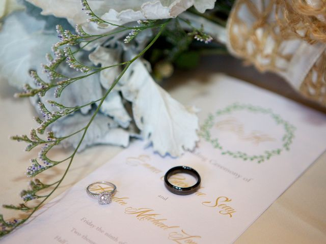 Caroline and Hayden's Wedding in Pelham, Alabama 1