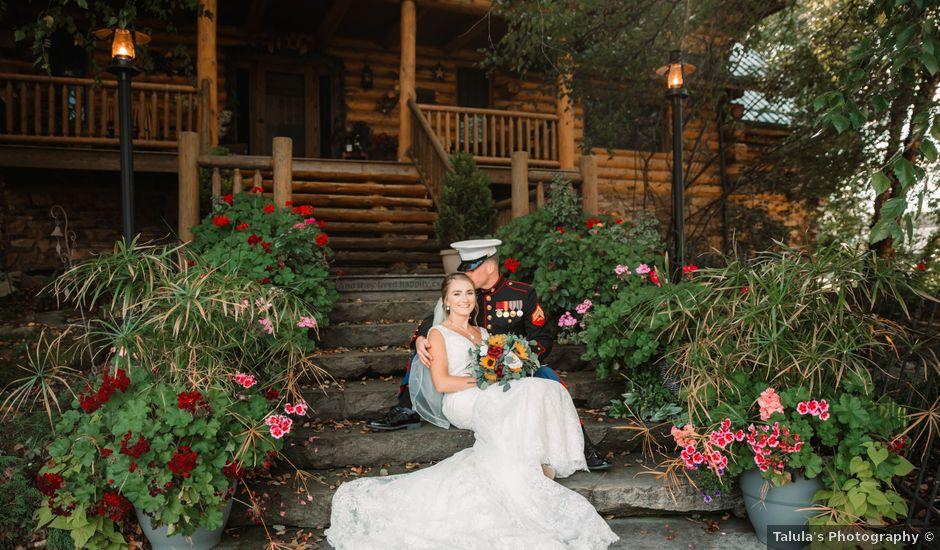 Kaiden and Chelsey's Wedding in Darlington, Pennsylvania