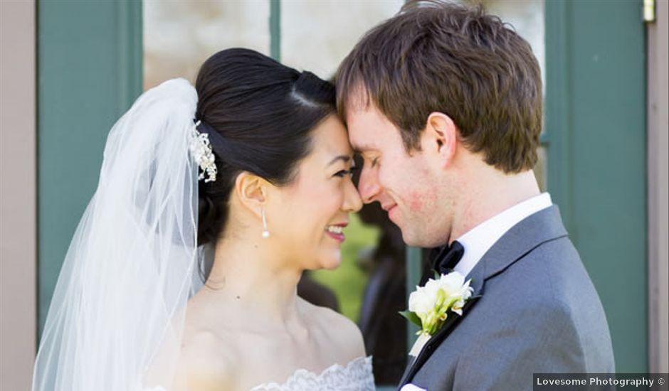 Jessica and Matthew's Wedding in Bluemont, Virginia