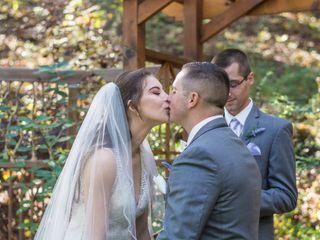 Lindsey and Corey's Wedding in Clarkesville, Georgia 3