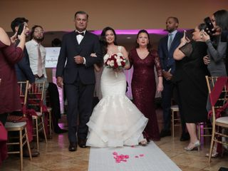 Jason and Argentina's Wedding in Bronx, New York 3