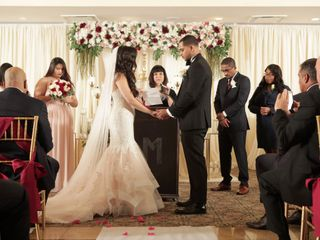 The wedding of Argentina and Jason 2