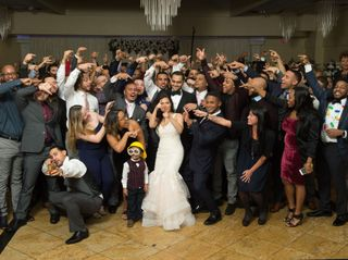 Jason and Argentina's Wedding in Bronx, New York 2