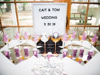 The wedding of Caitlin and Thomas 2