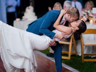 The wedding of Andrea and Matt