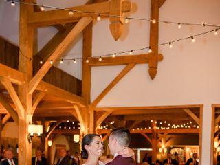The wedding of Mackenzie and Nigel 1