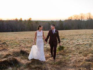 The wedding of Mackenzie and Nigel
