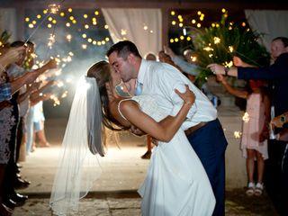 The wedding of Morgan and Hays 1