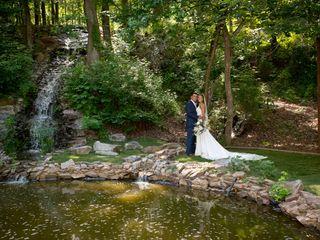 The wedding of Morgan and Hays