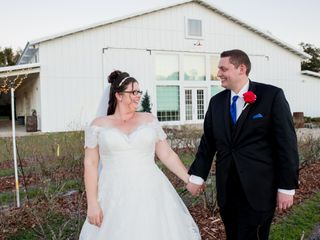 The wedding of Jacob and Christin