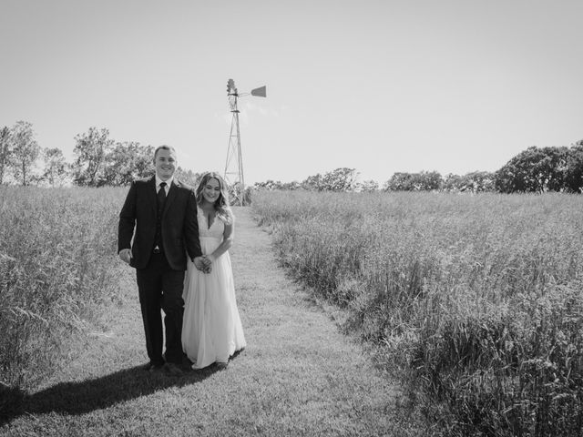 Patric and Dakota's Wedding in Branson, Missouri 6