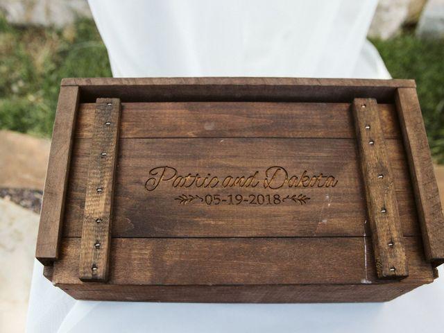 Patric and Dakota's Wedding in Branson, Missouri 7