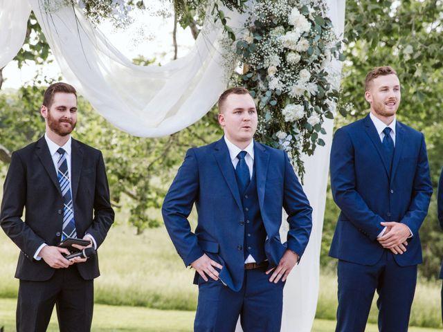 Patric and Dakota's Wedding in Branson, Missouri 8