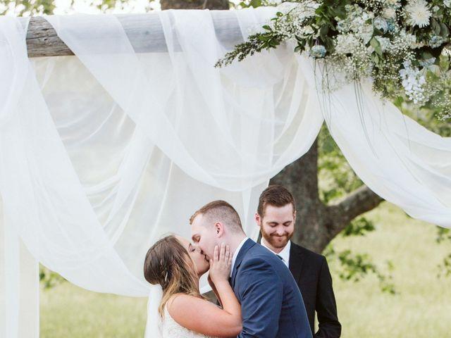 Patric and Dakota's Wedding in Branson, Missouri 10