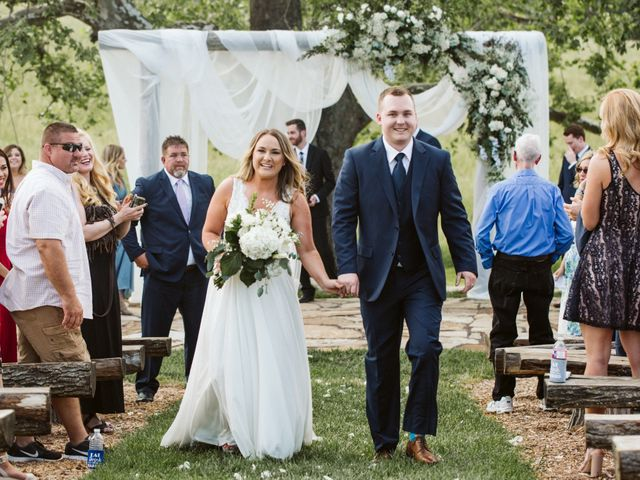 Patric and Dakota's Wedding in Branson, Missouri 11