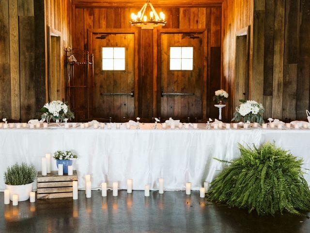 Patric and Dakota's Wedding in Branson, Missouri 14