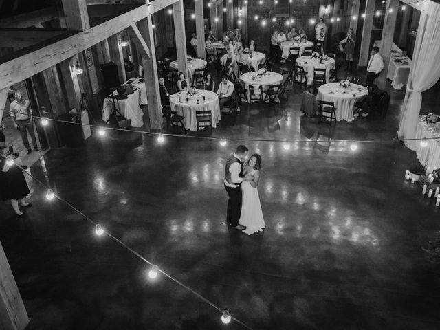 Patric and Dakota's Wedding in Branson, Missouri 16