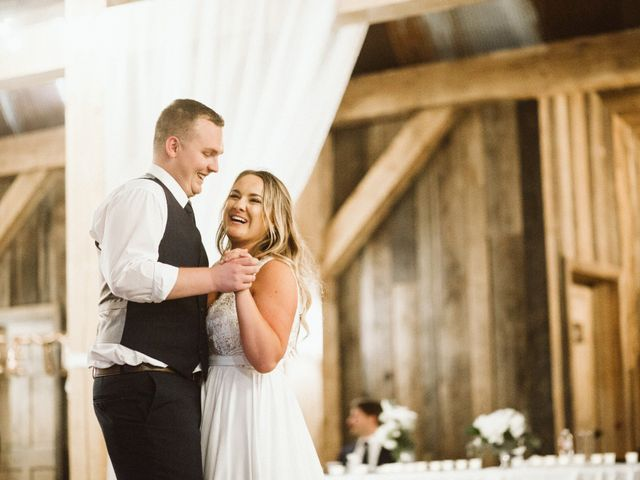Patric and Dakota's Wedding in Branson, Missouri 18